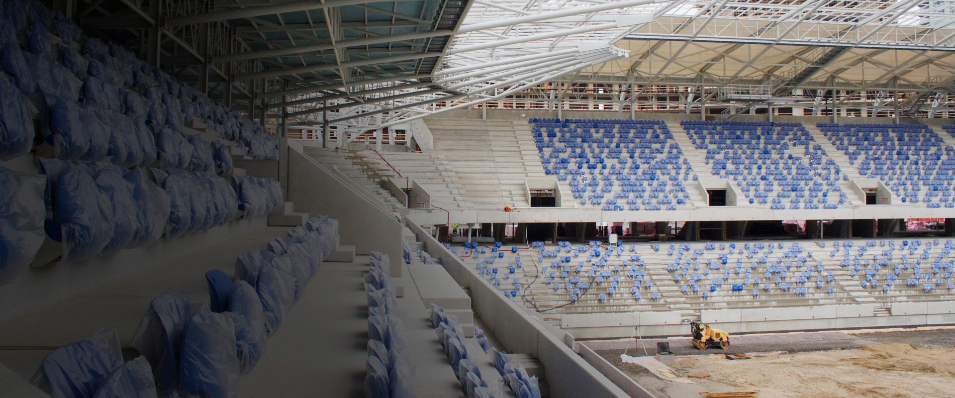 The new national arena in Bratislava is set to be awarded the highest UEFA stadium category.